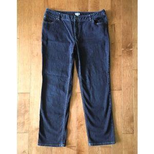 2/$25 J. Jill slim fit jeans